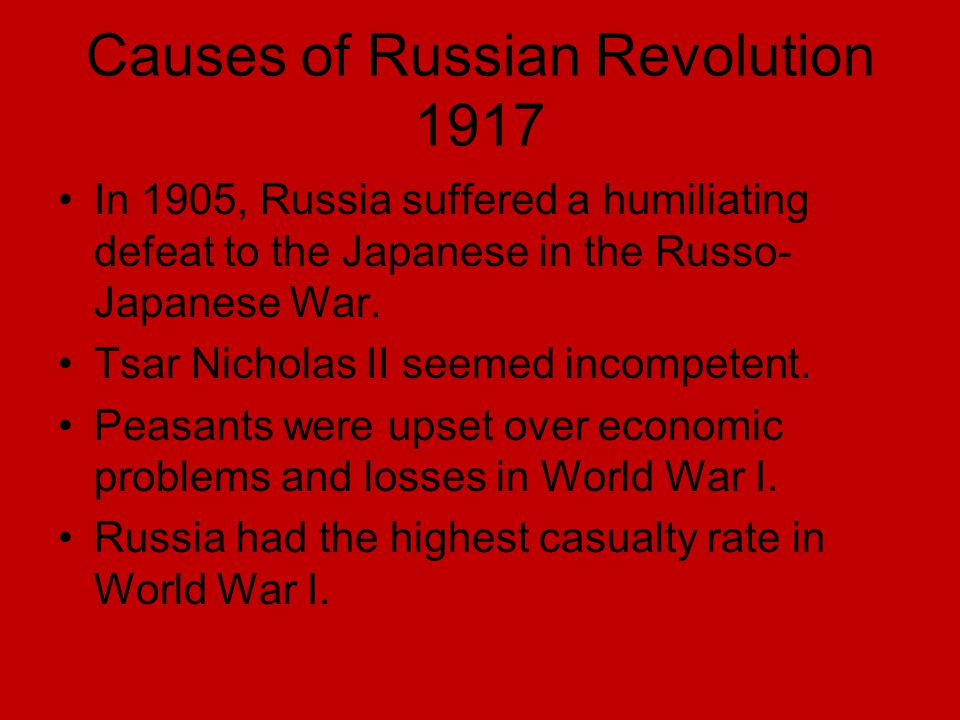 Russian Revolution of 1905