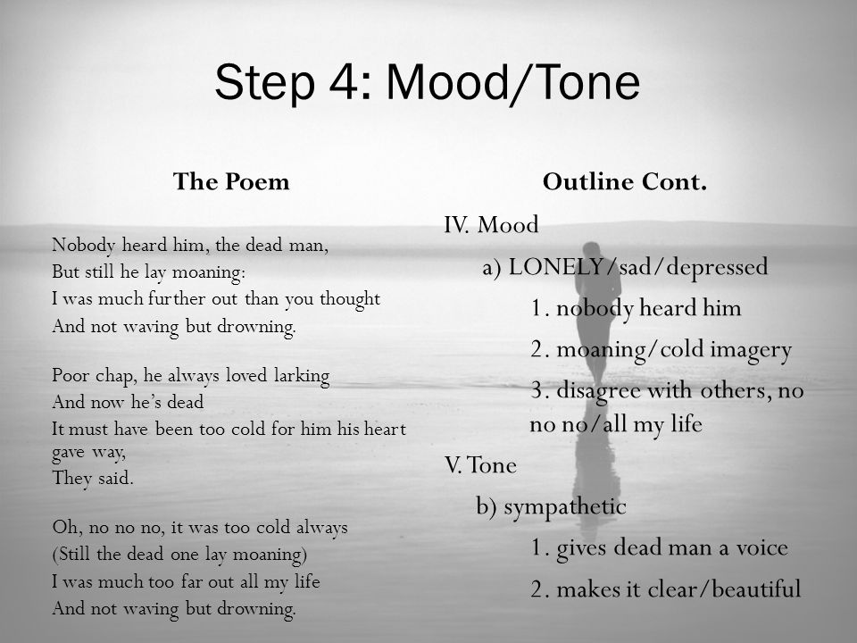 life step poem