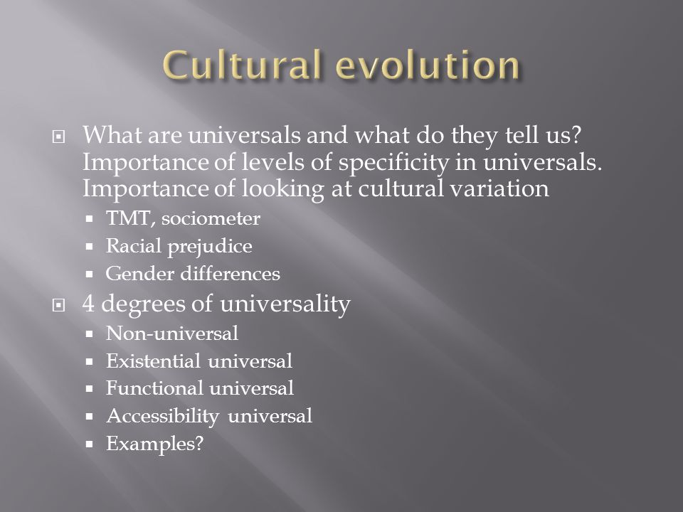 Social Influence And Cultural Emergence Ppt Video Online