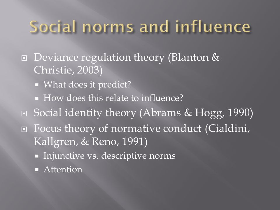 social identity theory and its impact Re-examining the influence of societal culture on  from others in its social category to date, many identity-based  organizational identity theory has been.
