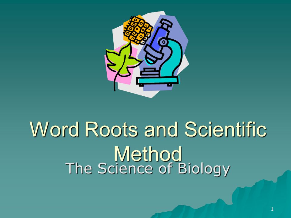 biology 101 applying the scientific method By 110-01: scientific method lab report please read over the following criteria to guide you in writing the lab report refer to jan a pechenik's a short guide to writing about biology for additional assistance as well.