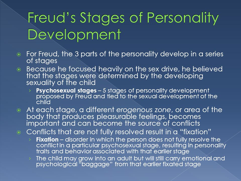 Child Personality Development in School