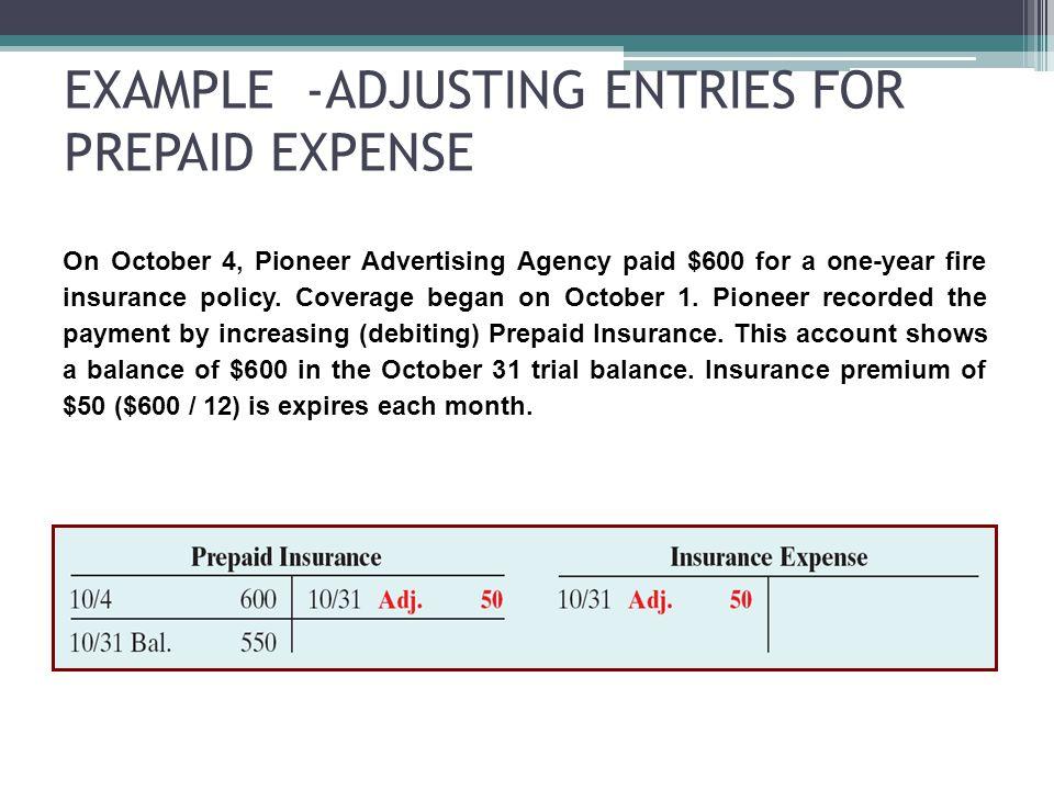 accounting adjusting entries examples pdf