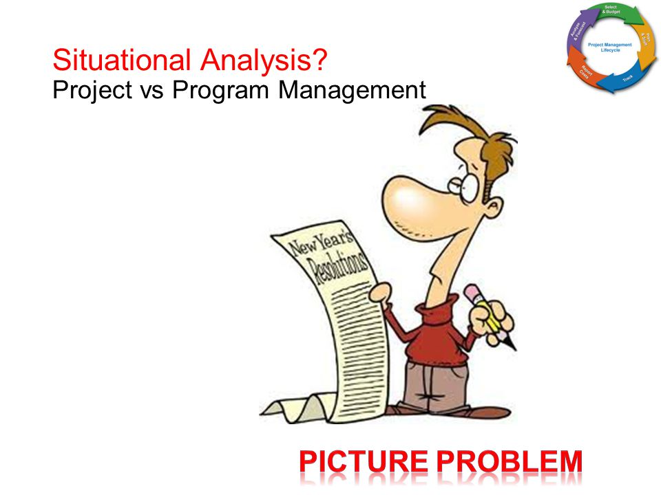 How to Conduct a Situation Analysis