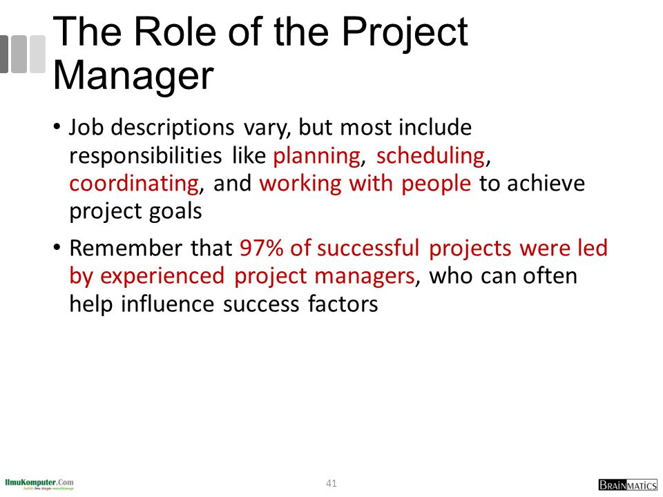 Project Management Romi Satria Wahono  Ppt Download