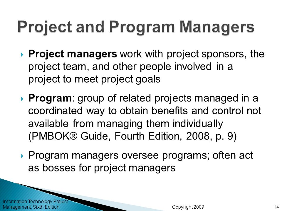 an introduction to project management sixth edition pdf