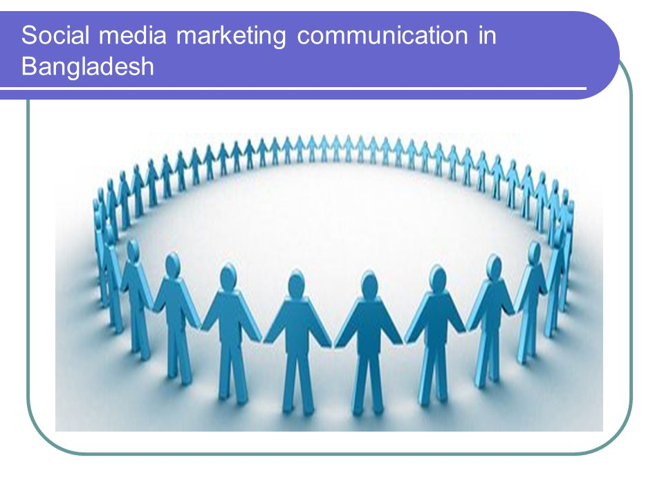 social media in marketing communication Social media marketing is a powerful way for  you can begin developing your own social media marketing expert plan social media  improving communication and .