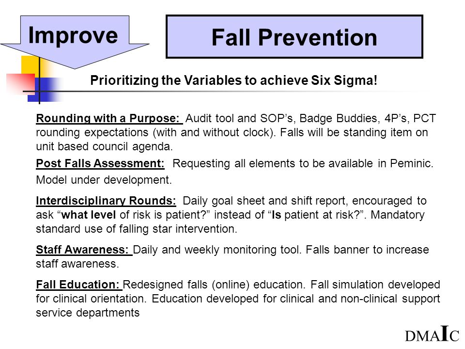 fall prevention programs in acute care hospitals Implementing fall prevention protocol (fpp) in an acute care hospital in a high fall risk patient population and to identify the barriers in complying this study is important.