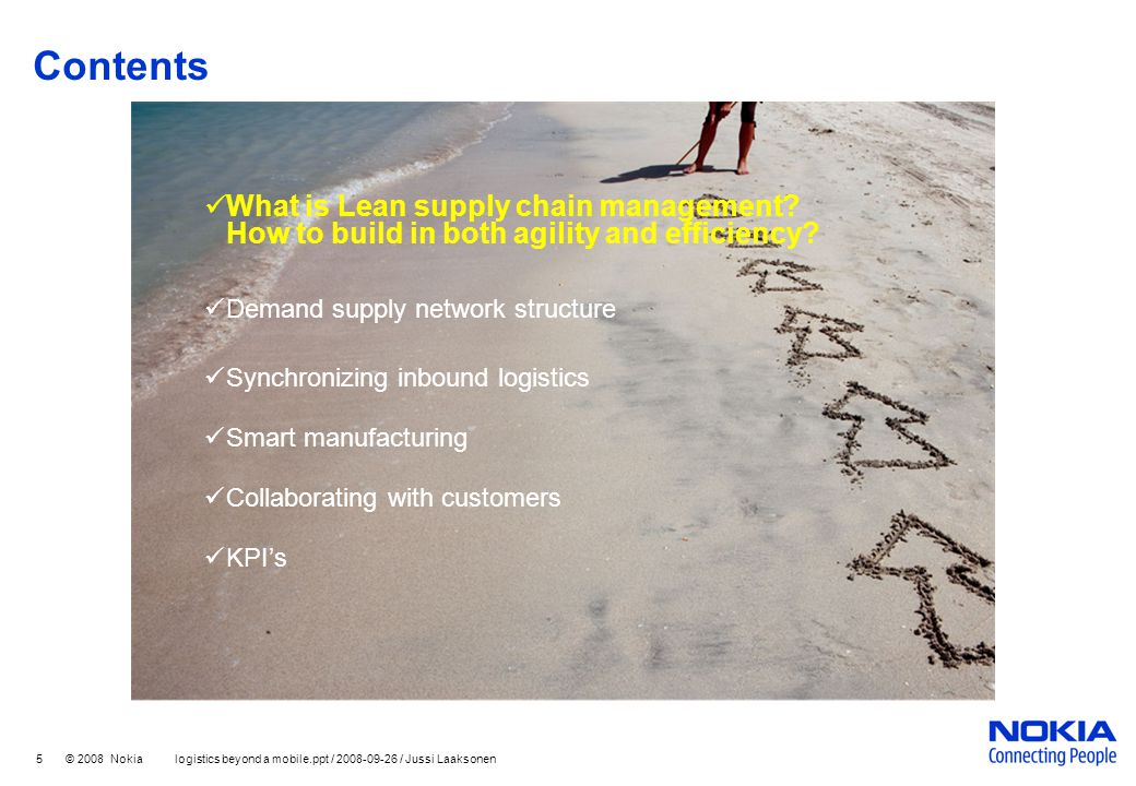 Lean Supply Chain: Key points, Benefits and Limitations