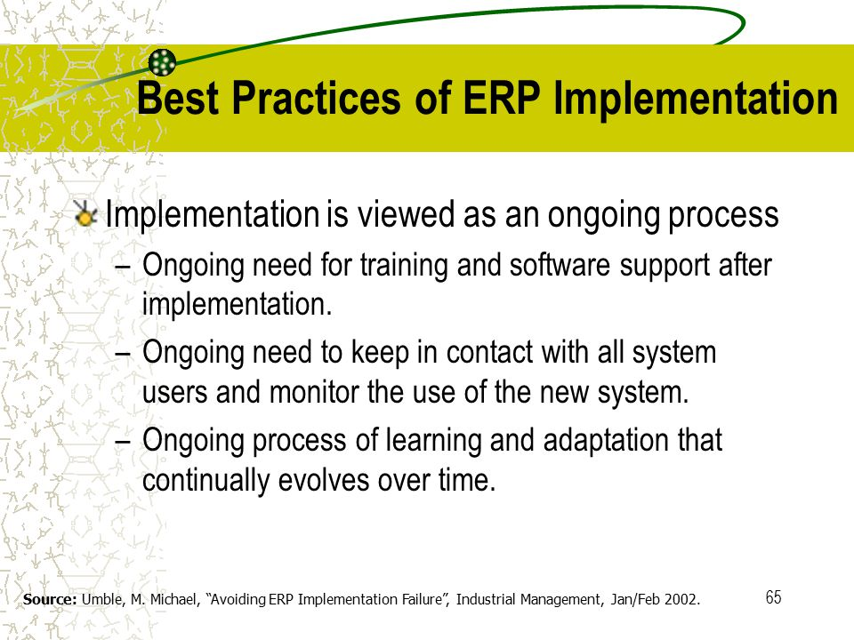 whirlpools troubled enterprise resource planning implementation Enterprise resource planning several of the cases covered in the media in recent years include the troubled erp the implementation planning is complete.
