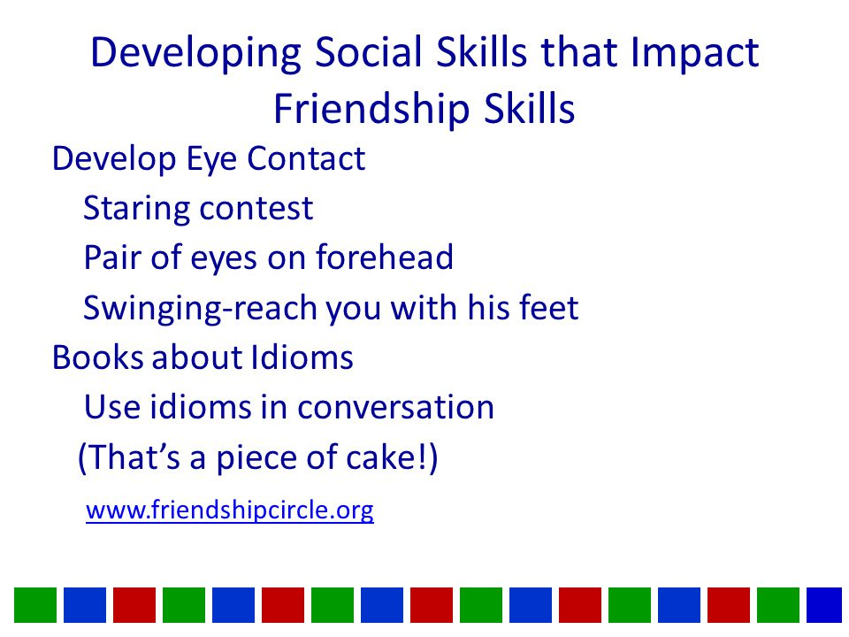 impact of interpersonal skills and capabilities The influence skills interpersonal skills being friendly and sociable with strangers influence skill difficulty and potential impact.