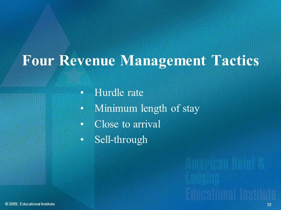 Revenue Management Software