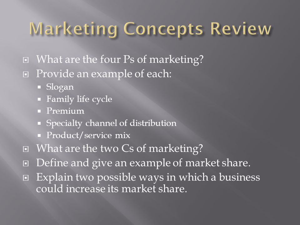 Evolution of Marketing Concept (With Diagram)