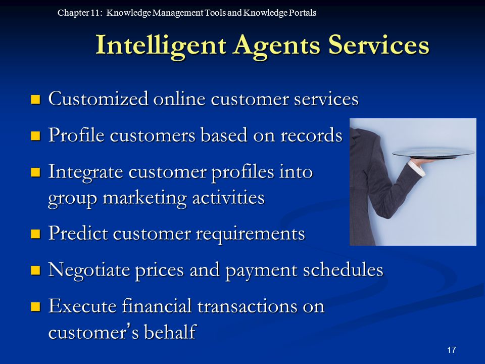 Intelligent Agents Services