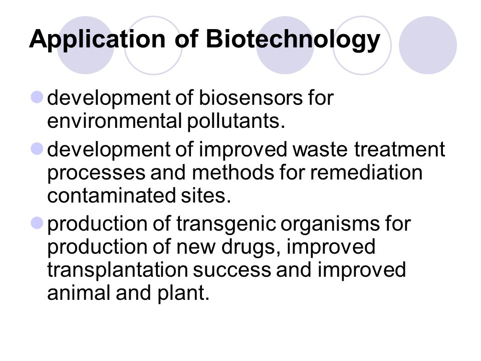 unit 15 application of biotechnology assignment Unit 9 assignment reimburse finance for revenue management through the intended application of cost reporting related to medical devices / biotechnology.
