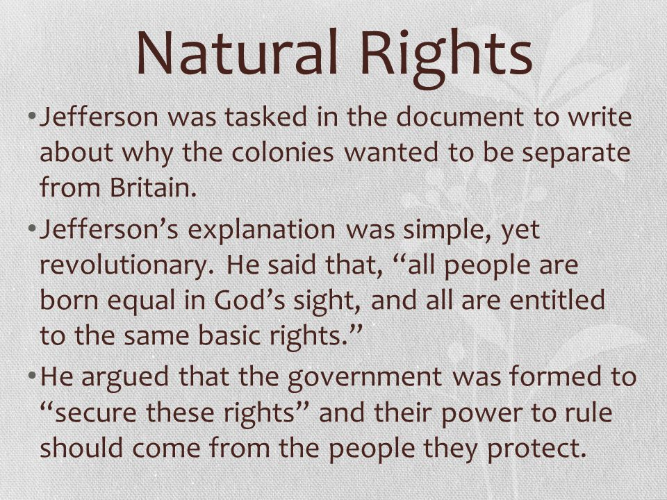 """why does jefferson consider king george a tyrant The declaration of independence an analytical view complaints against king george why do you think it was necessary for jefferson to state the """"causes."""