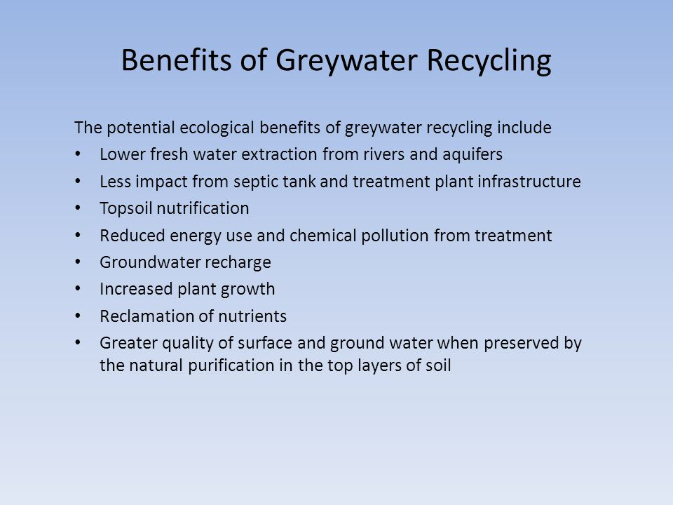 the advantages of using groundwater Groundwater banking is a water management mechanism designed to increase  water supply reliability groundwater can be created by using dewatered aquifer  space to store  there are also some disadvantages to groundwater banking  over surface reservoirs there are energy costs to recovering the water and these .