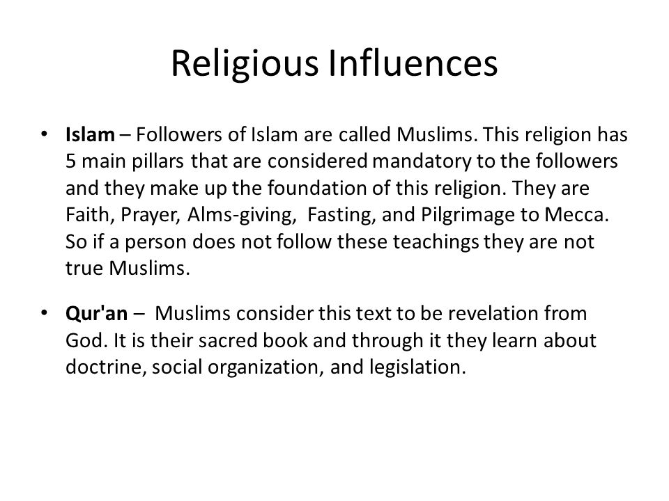 influence of religious organizations Religious influence on public policy making  if the question is about the influence of religious  to directly measure religious organizations' power to shape.