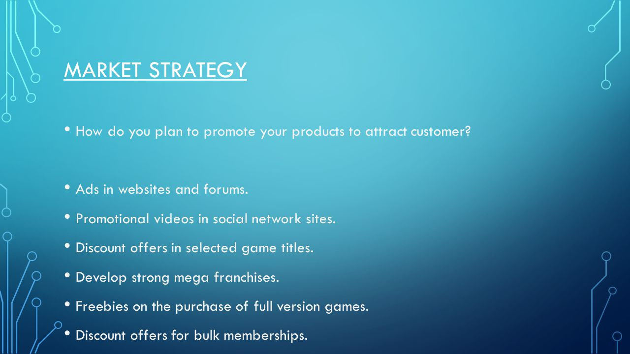 How to Write a Mobile Game Business Plan