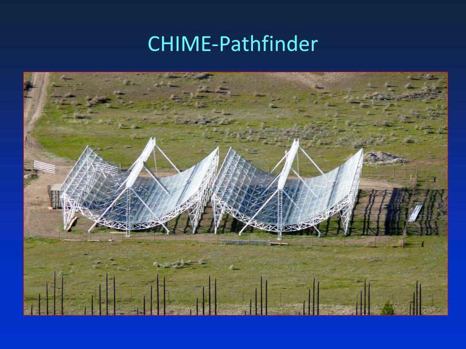 CHIME-Pathfinder
