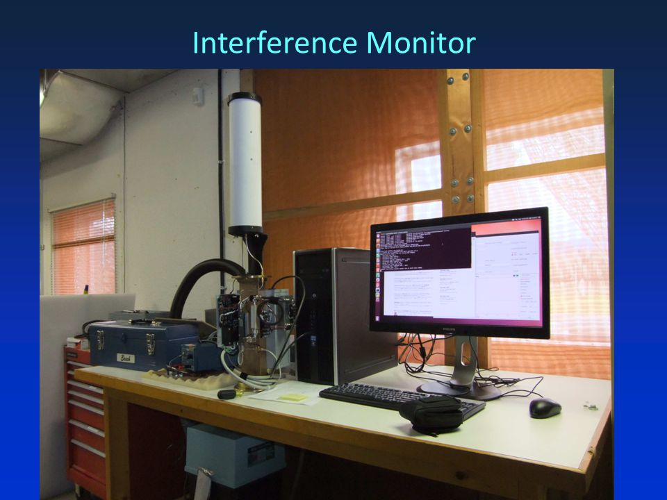 Interference Monitor