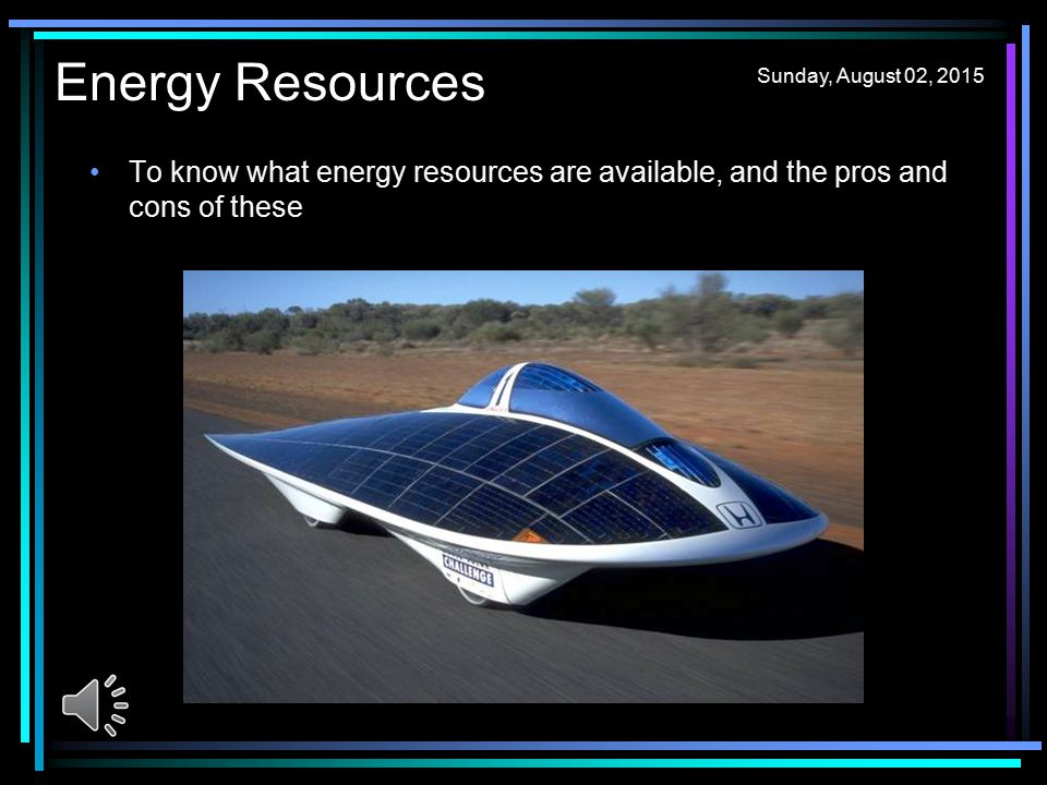 Energy Resources Wednesday, April 19, 2017.