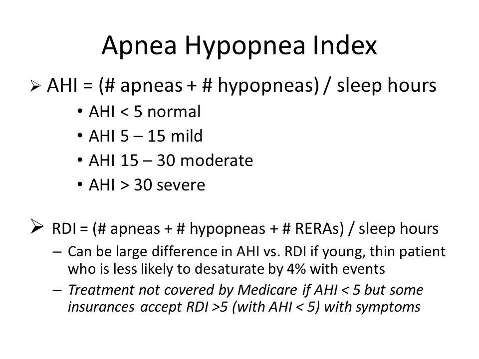Understanding Your Sleep Study Results   SleepApnea.com