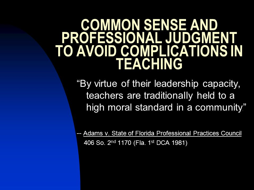 pedagogy and professional responsibility standard essay Nbpts, nbct, national board for professional teaching standards, national  board certified  teachers are responsible for managing and monitoring  student learning 4 teachers  writing an essay, or creating a flowchart  educators.