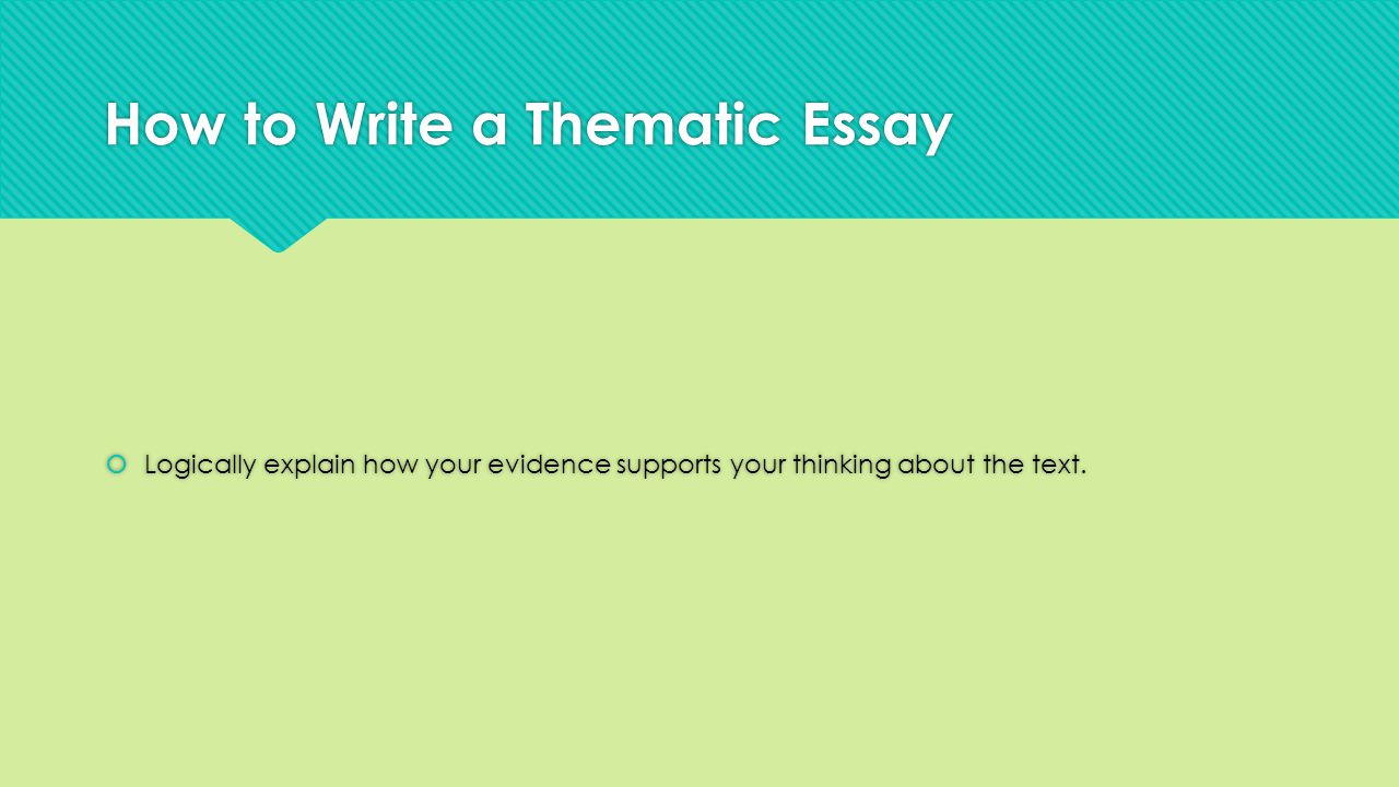how to write thoughts in an essay How to write a personal experience essay with sample papers as you write the essay a conflict between what is happening in your thoughts and what is.