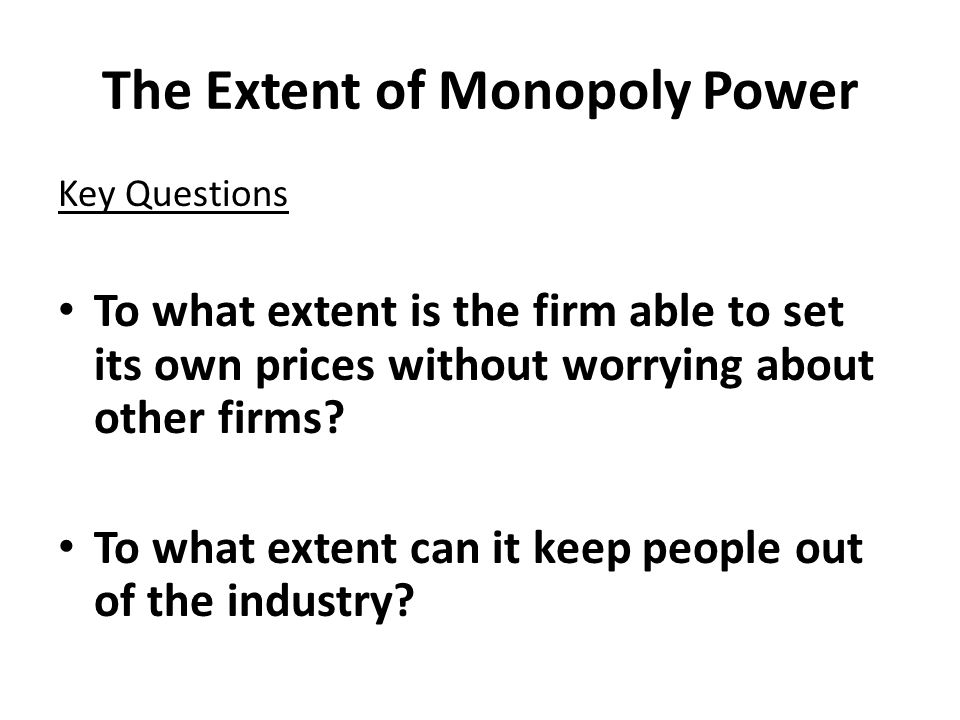 the power of monopoly in the computer industry  corp possesses monopoly power in the market for pc operating systems  to  stifle competition in other segments of the computer industry.