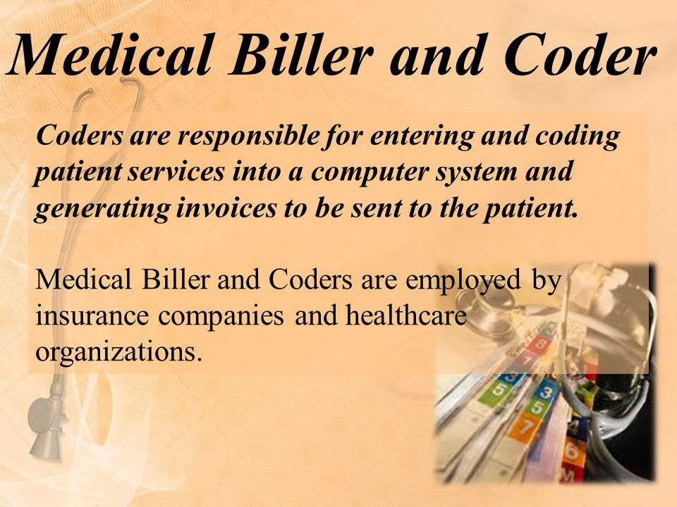 Medical Biller and Coder