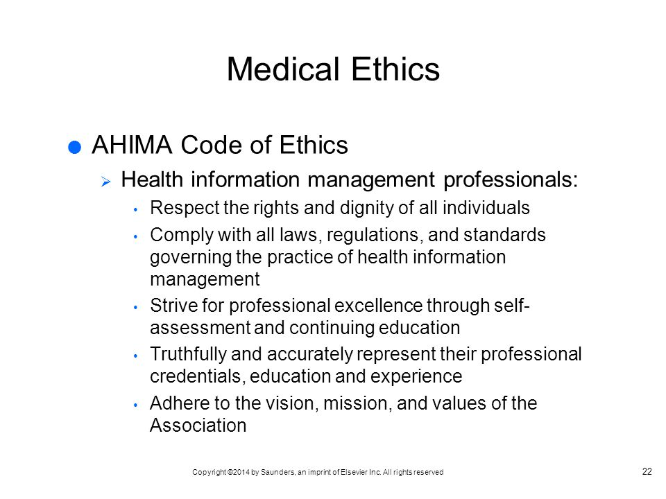 physician's code of ethics and health This code has been prepared by the canadian medical association as an ethical  guide for canadian physicians, including residents, and medical students.