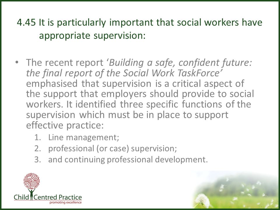 the important aspects of the function and purpose of social work Management and administration in social work by and the major functions of social work supervision history of social work and social welfare.