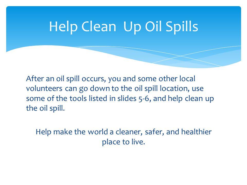 Oil Spills The Underwater Crisis Ppt Video Online Download