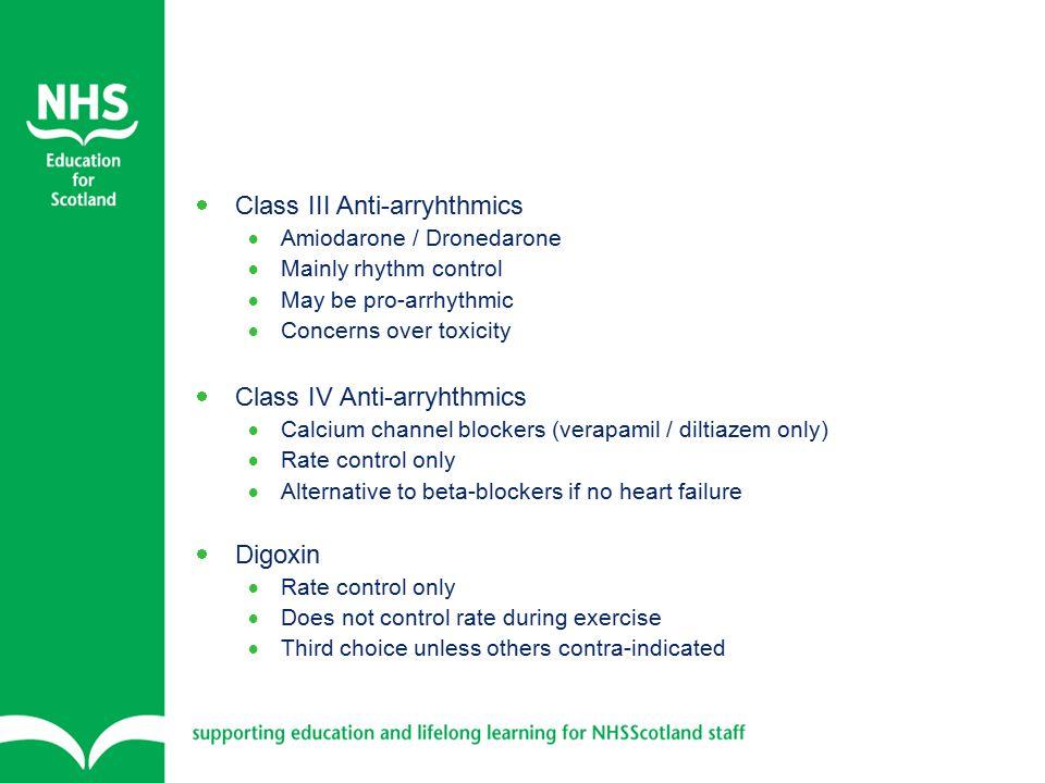 Amiodarone Atrial Fibrillation Side Effects Optimal