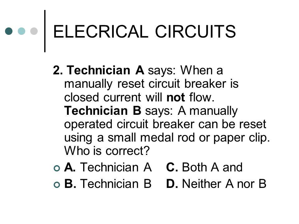 elecrical circuits