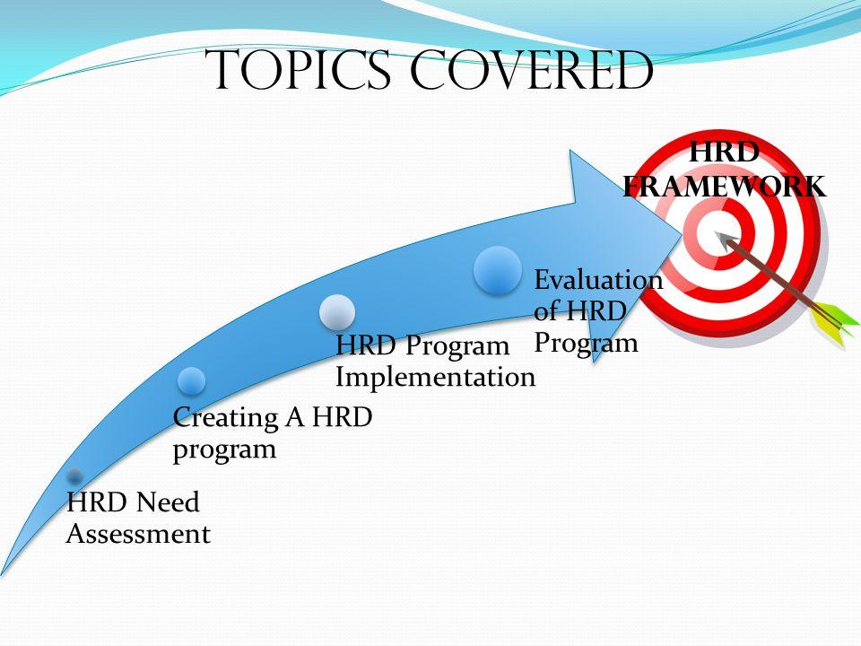 5 hrd framework Western cape provincial administration in all the provincial administration departments 15 purpose of this document part two: strategic hrd framework.