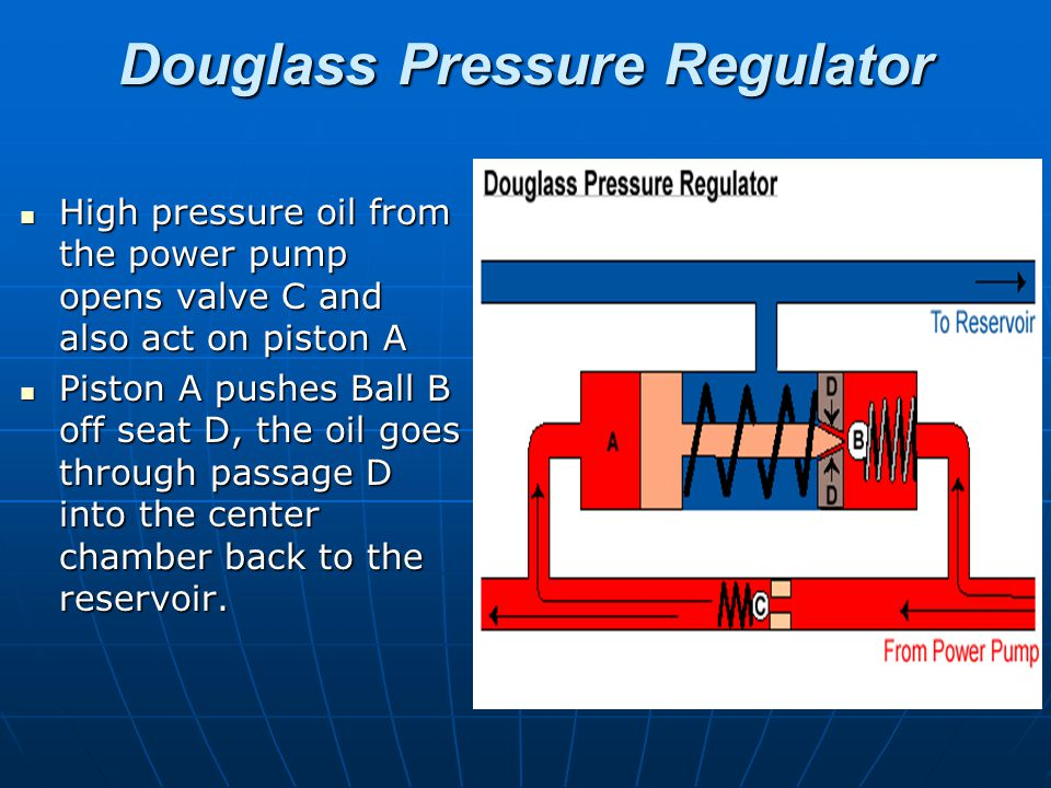 Douglass Pressure Regulator