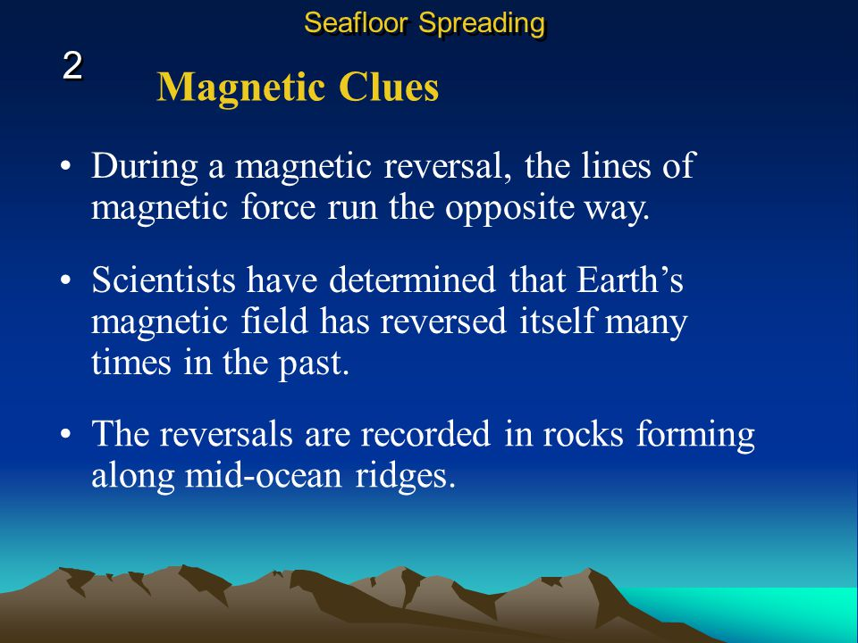 magnetic reversal mid ocean ridges - photo #29