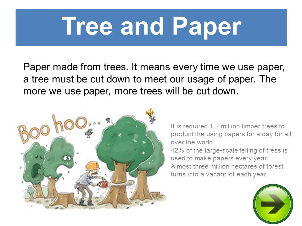 Our planet the earth is sick ppt video online download for What do we use trees for