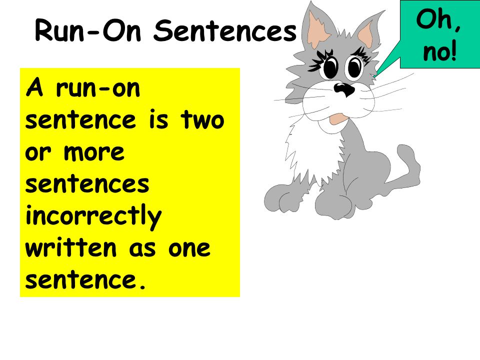 how to know if a sentence is correct