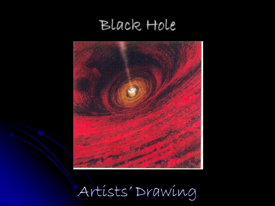 Black Hole Artists' Drawing