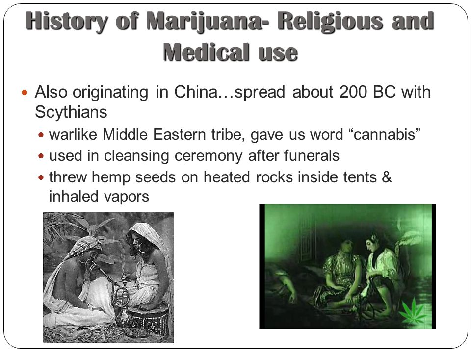 Cannabis: A Journey Through the Ages