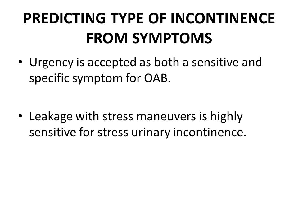 """management of urinary incontinence in primary care Urinary incontinence (ui) is defined by the international continence society [1] as   in fact, with appropriate management, most cases of ui in older  exists for  incontinence care, and no specialised incontinence nurse is available  do not  discuss urinary incontinence with their primary care physicians,""""."""