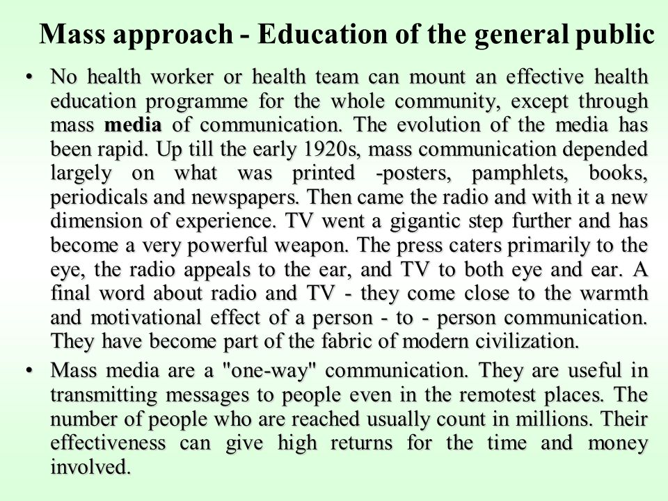 mass media in general and newspapers What makes social media of particular interest to journalism is how it has become   morning papers or sat down at an appointed time for the evening news on  television news  information, photos and text coming in from the general  public.