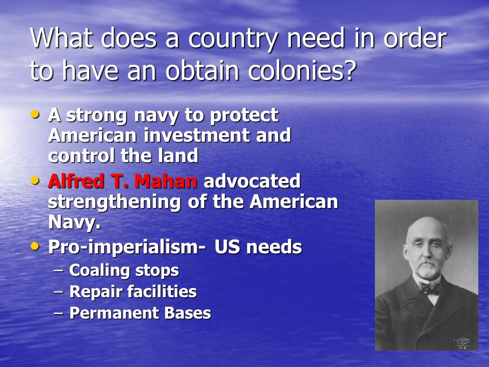 expansionism and continuation of past us Hawaii, cuba, the philippines, and latin america   expansionism a continuation of past united  declaring that the united states would be.