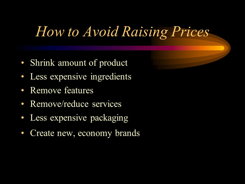 Factors affecting retailing ppt