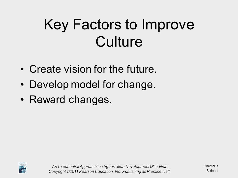 Key Factors to Improve Culture