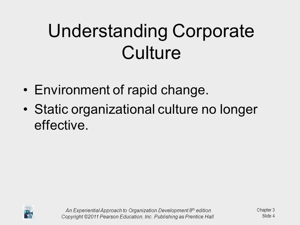Understanding Corporate Culture