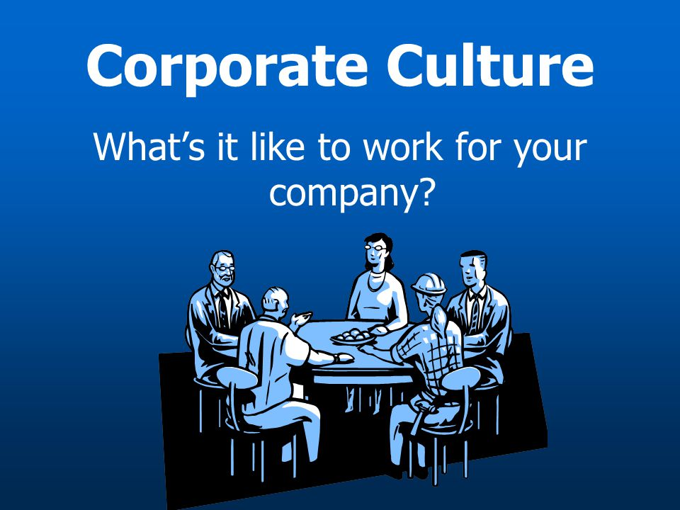 describe your workplace culture 12 signs your company has an enviable workplace culture use these signs to build a healthy company culture, one employee at a time [photo: flickr user heisenberg media ].